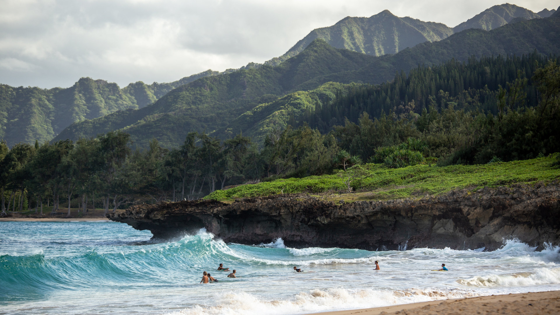 Custom Travel Planners Network-Hawaii-Northern Beaches