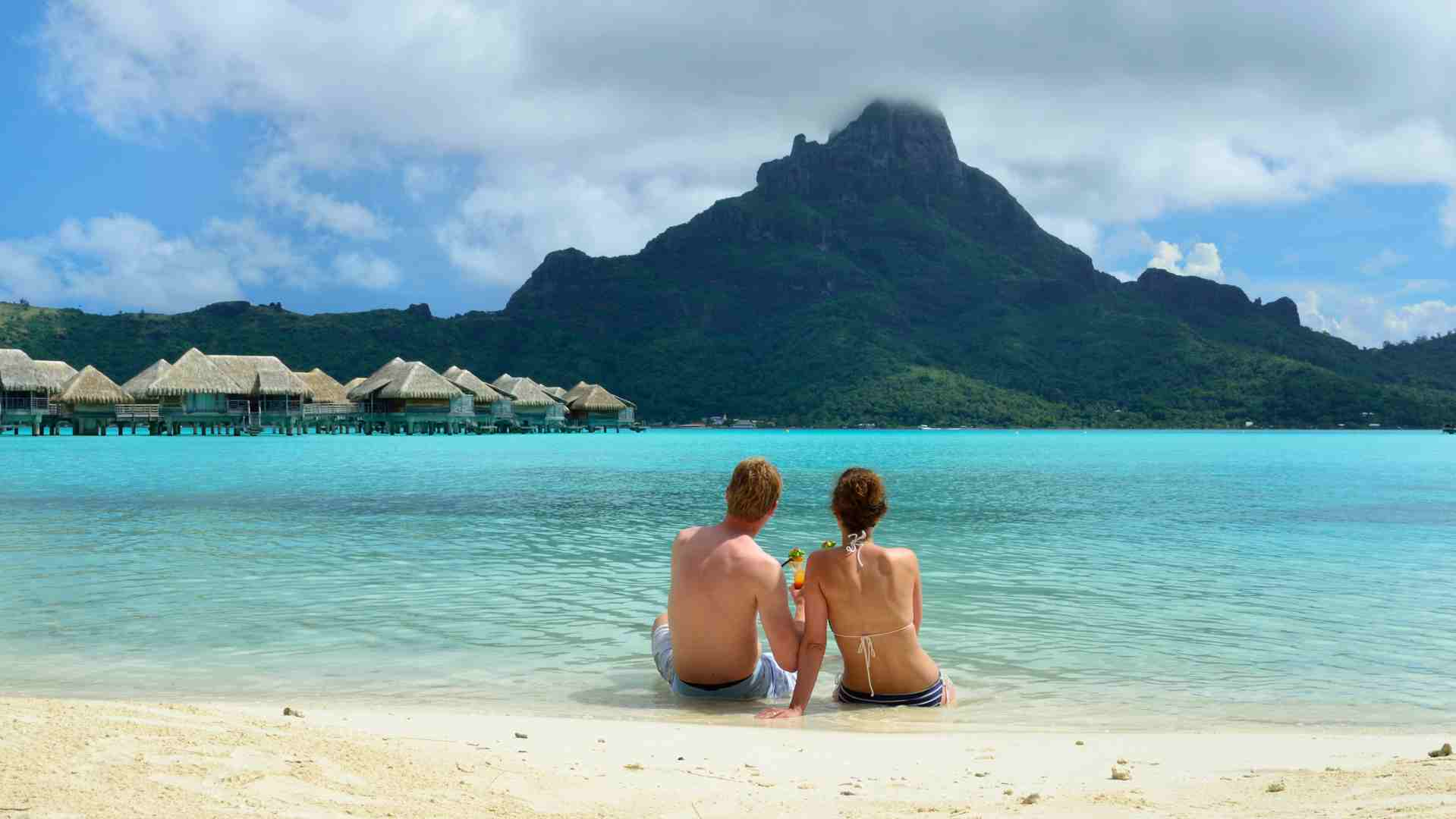 Custom Travel Planners Net Bora Bora Couple