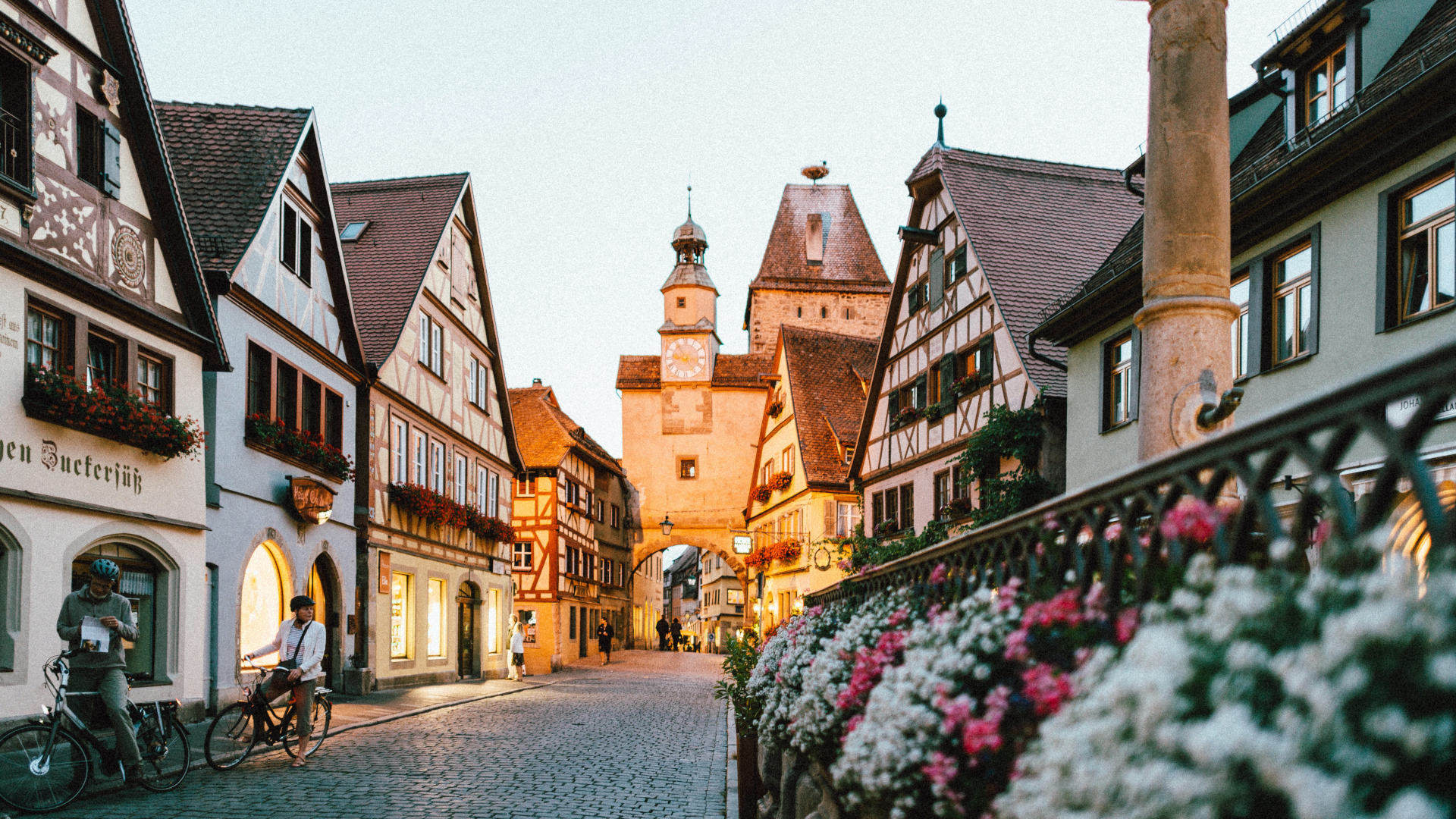 Custom Travel Planner Network-Germany-Rothenburg ob der Tauber